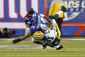 Green Bay Packers Corner Back Davon House