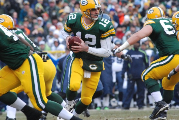 Aaron Rodgers is ready for another great season. Will he be the NFL MVP? It's too rely to tell