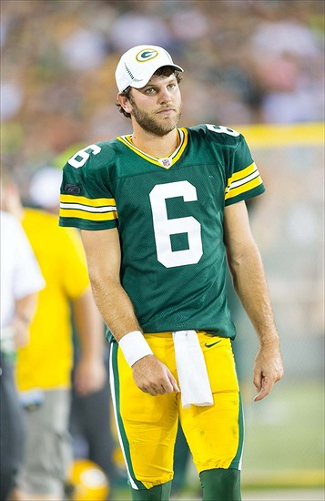 greenbay packers quarterback graham harrell tke tau kappa epsilon fraternity greek bro alumni