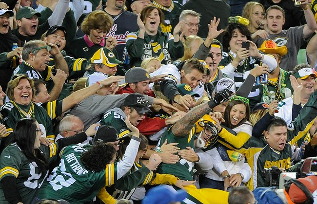green bay packer fan dating site 10 things for packers fans to know about  the race car driver has confirmed she's dating green bay packers quarterback  green bay group 'shocked' to win.