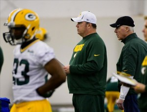 Packers Coach Mike McCarthy