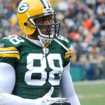 Nobody's really sure about Jermichael Finley's future. Raymond T. Rivard photograph