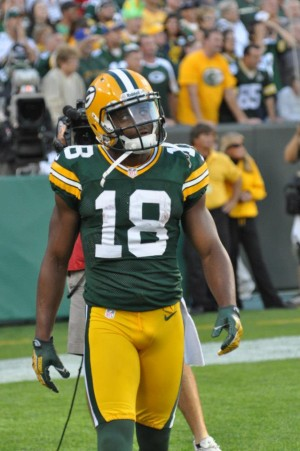 Randall Cobb will be looked to for major contributions in 2014. Raymond T. Rivard photograph