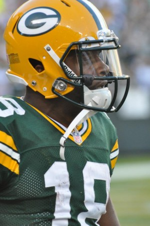 Randall Cobb had nearly 4,000 total yards in just two seasons with the Packers. Raymond T. Rivard photograph