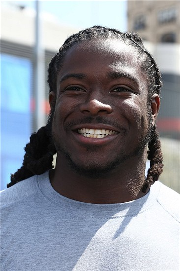 eddie lacy - green bay packers