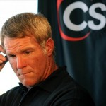 Former NFL and Green Bay Packer Quarterback Brett Favre