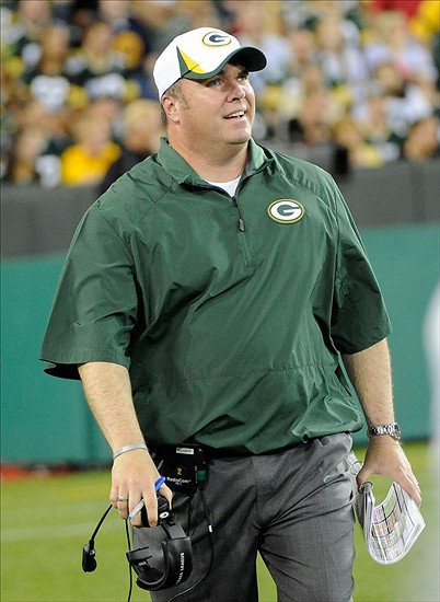 Here's what Coach McCarthy had to say today - per tweets ...