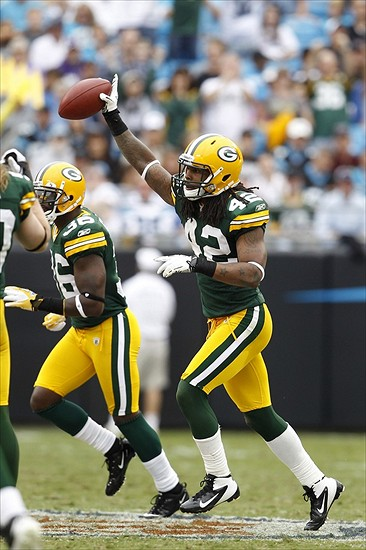 Green Bay Packers strong safety Morgan Burnett will be back on the field for the team's season opener at San Francisco. Bob Donnan-USA TODAY Sports photograph