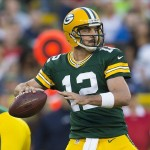 What happens if Aaron Rodgers goes down with an injury? Nobody's really quite sure. Jeff Hanisch-USA TODAY Sports photograph