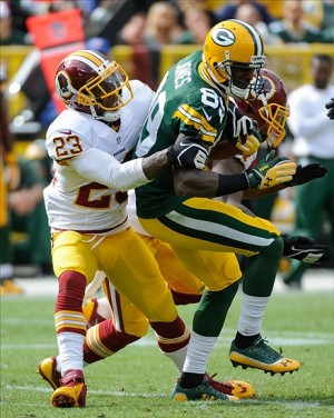 James Jones had a huge game Sunday. Benny Sieu-USA TODAY Sports photograph