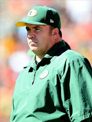 Packers coach Mike McCarthy. Andrew Weber-USA TODAY Sports photograph