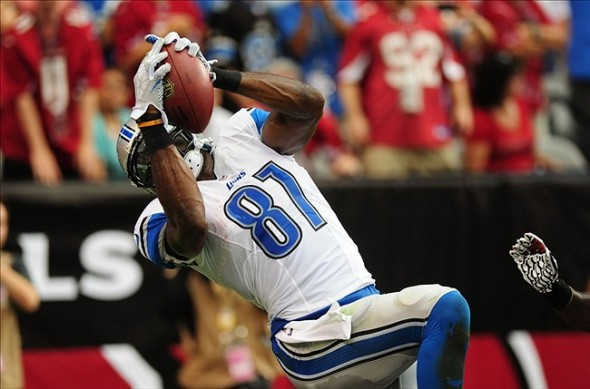 Calvin Johnson Jennifer Hilderbrand-USA TODAY Sports