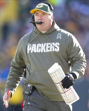 Green Bay Packers head coach Mike McCarthy has a lot to consider over the next few days. Jeff Hanisch-USA TODAY Sports photograph