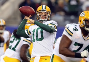 Green Bay Packers quarterback Matt FlynnBrad Penner-USA TODAY Sports