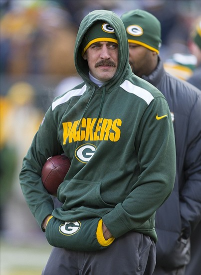 Aaron Rodgers has been missed by the Green Bay Packers.