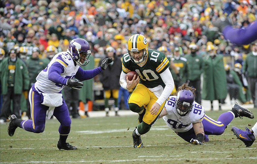 What is Matt Flynn's future with the Packers? Mandatory Credit: Benny Sieu-USA TODAY Sports photograph