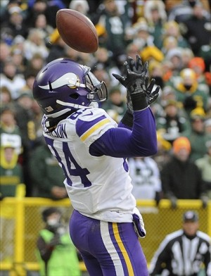 Minnesota Vikings wide receiver Cordarrelle Patterson has exposed the Packers special teams this season.