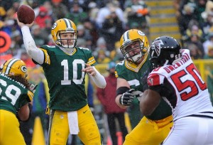 It will most likely be Matt Flynn throwing passes Sunday in Dallas. Benny Sieu-USA TODAY Sports photograph