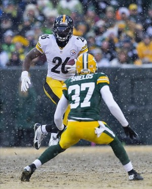 green bay packers - sam shields