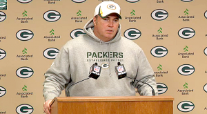 Head coach Mike McCarthy is trying to get a handle on his team's injuries.