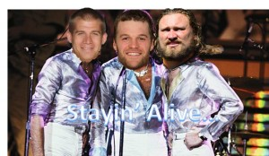 The Packers are Stayin' Alive...