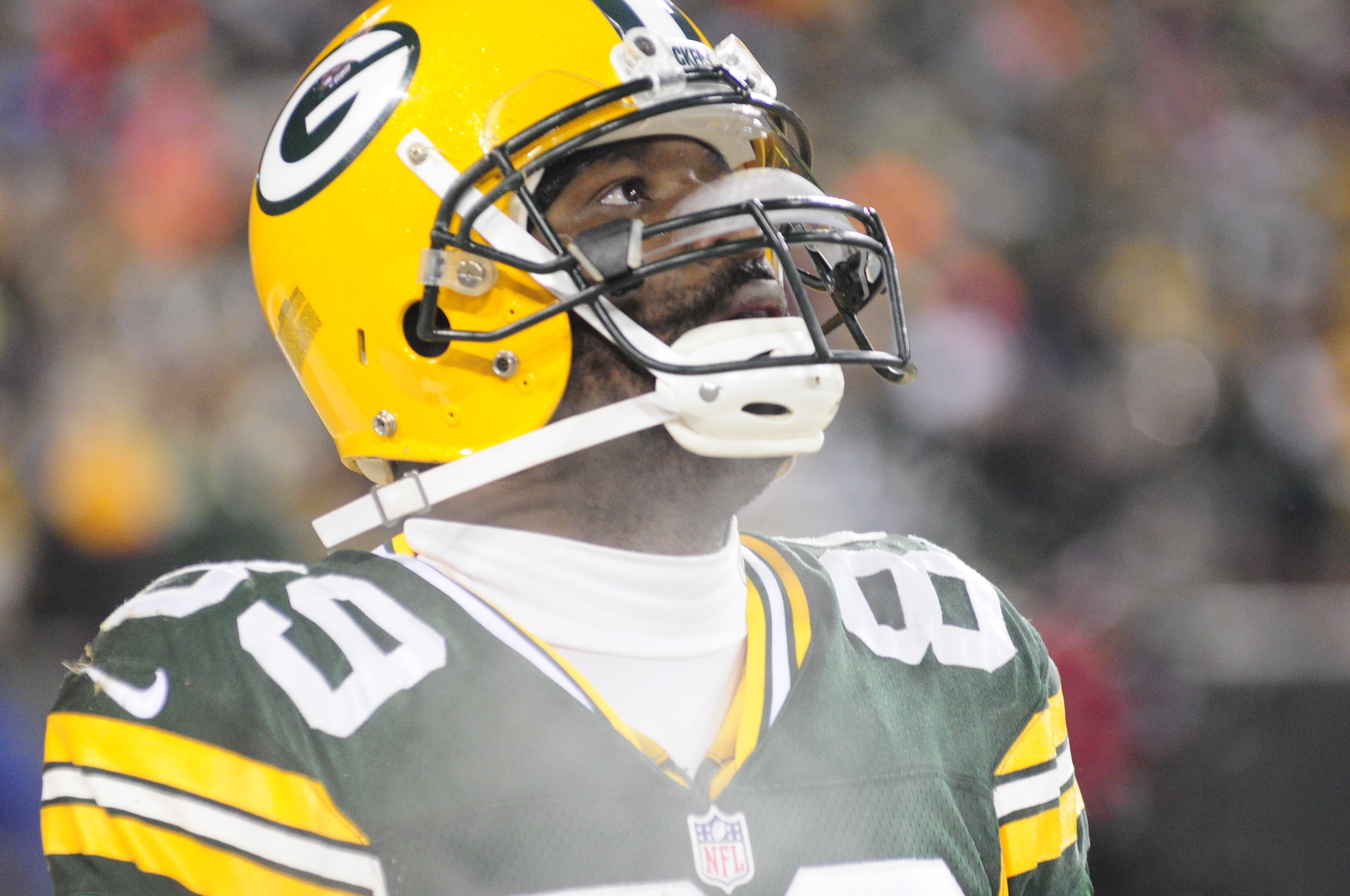 James Jones is a free agent who would be worth bringing back into the fold. Raymond T. Rivard photograph