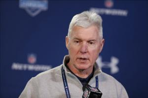 Green Bay Packers general manager Ted Thompson - what will he do if Sam Shields walks in free agency? Brian Spurlock-USA TODAY Sports