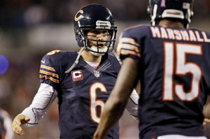 Jay Cutler and Brandon Marshall bring continuity to the Chicago Bears.