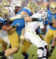 A reflection of my experiences as a ucla college football fan