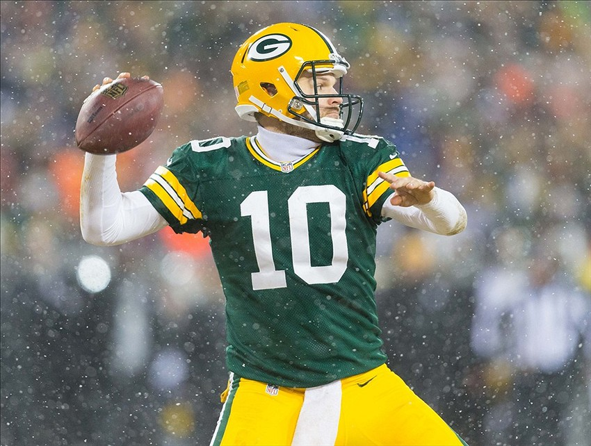 Will Matt Flynn once again be the backup QB in Green Bay this coming season? Jeff Hanisch-USA TODAY Sports photograph
