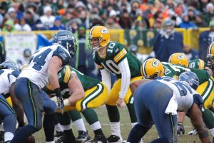 Will Matt Flynn be the Packers backup quarterback in 2014? Raymond T. Rivard photograph