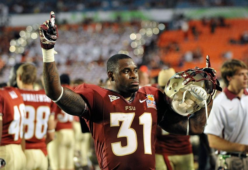 Florida State Seminoles defensive back Terrence Brooks Steve Mitchell-USA TODAY Sports