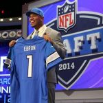 Eric Ebron Adam Hunger-USA TODAY Sports