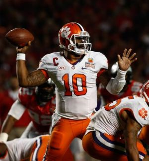 Tajh Boyd could be a great fit in Green Bay.