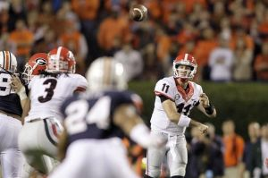 Aaron Murray could be the Packers' backup QB.