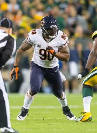 Chicago Bears defensive end Julius Peppers (90). Jeff Hanisch-USA TODAY Sports