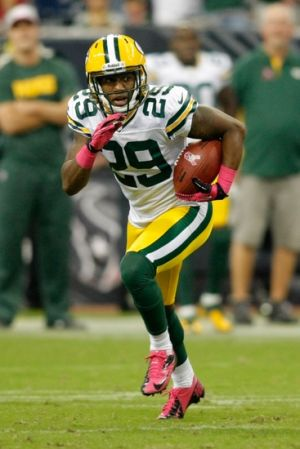 Green Bay Packers cornerback Casey Hayward (29). Brett Davis-USA TODAY Sports