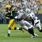 Eddie Lacy and others like him have helped the Green Bay Packers' success on the field. Jim Oxley photograph