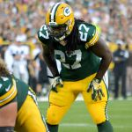 Eddie Lacy, last year's NFL Rookie of the Year, will carry the load for the Green Bay Packers. Jim Oxley photograph