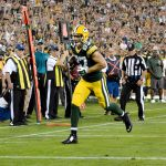 Jordy Nelson will lead a talented group at wide receiver. Jim Oxley photograph