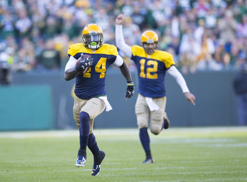 Eddie Lacy Has Been Ruled Out Of Today S Game
