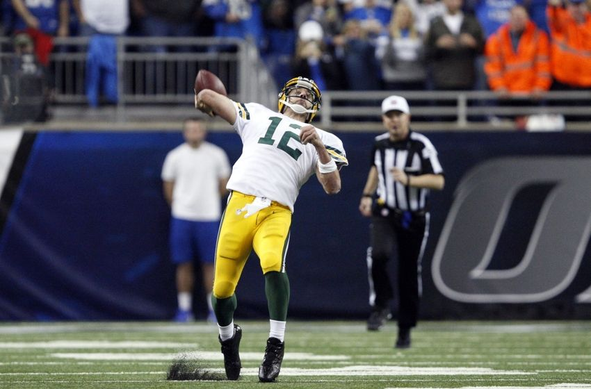 Packers QB Aaron Rodgers says he had knee surgery