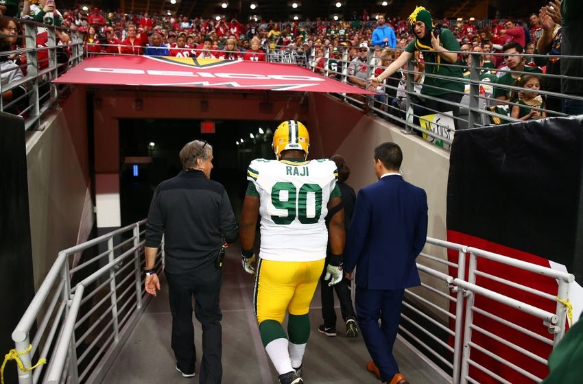 Green Bay Packers DT Letroy Guion signs three-year, $11.25M deal