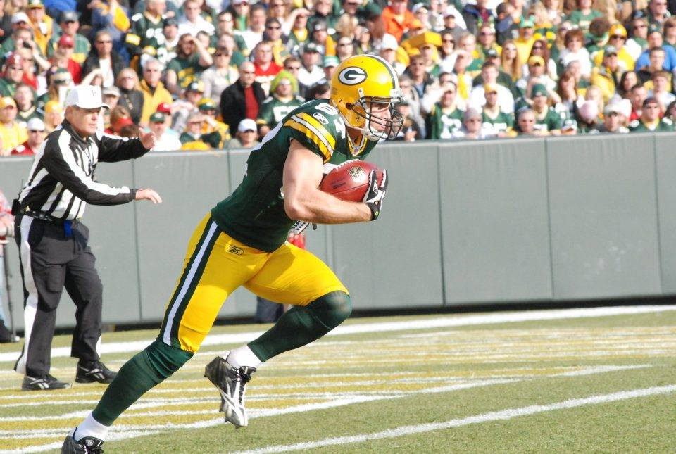 Packers moving on from James Jones in favor of younger receivers