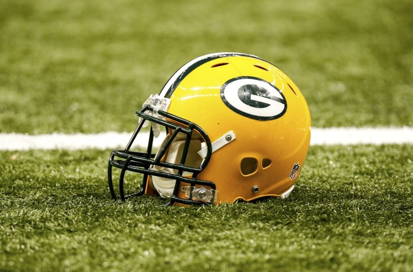 Oct 26, 2014; New Orleans, LA, USA; A detail of a Green Bay Packers ...