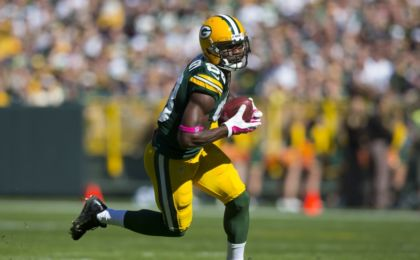 Green Bay Packers wide receiver Ty Montgomery. Jeff Hanisch-USA TODAY Sports