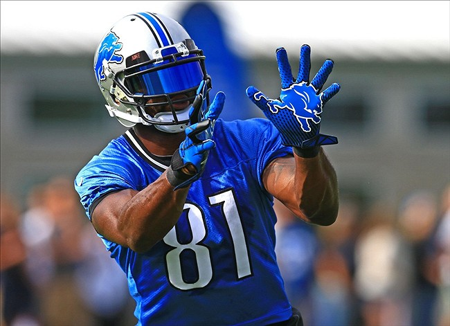 Detroit Lions WR Calvin Johnson Stars in New Nike ...