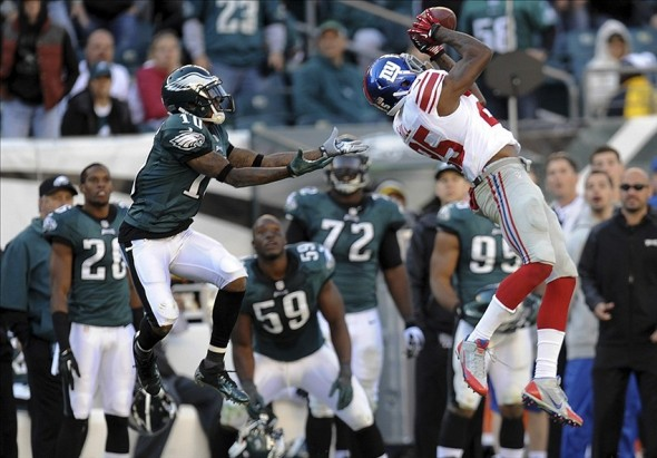 NFL Power Rankings: The Eagles are in a tailspin, thanks to the Giants' second-straight victory.