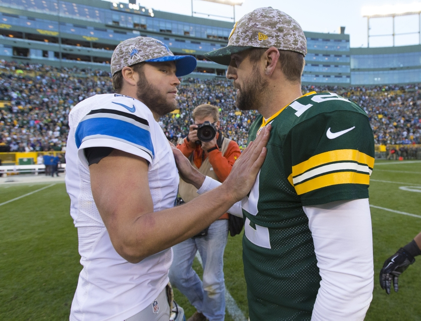 Matthew-stafford-aaron-rodgers-nfl-detroit-lions-green-bay-packers