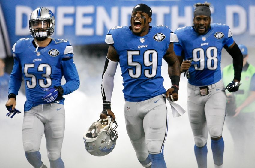 Nike jerseys for sale - How the Lions Linebacker Corps is Miles Ahead in 2016